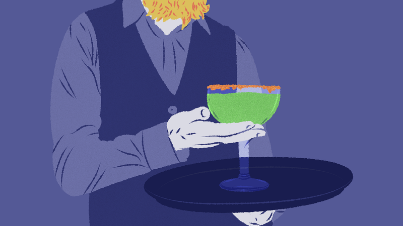 Illustration for article titled The Creation of the Avocado Toast Cocktail Is the Whitest Thing That Has Ever Happened
