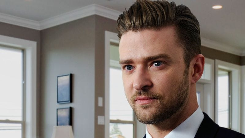 Illustration for article titled Justin Timberlake Tells Jessica Biel No One Will Believe Her