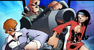 Illustration for article titled Timesplitters On The Comeback Trail