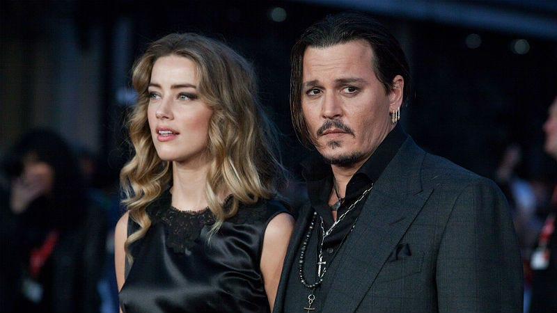 Illustration for article titled Johnny Depp and Amber Heard's Pet-Fueled Blood Feud With Australia Continues