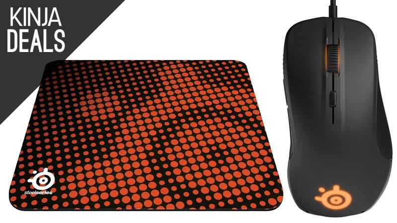 Illustration for article titled One of Your Favorite Gaming Mouse Pads, and a Mouse to Match