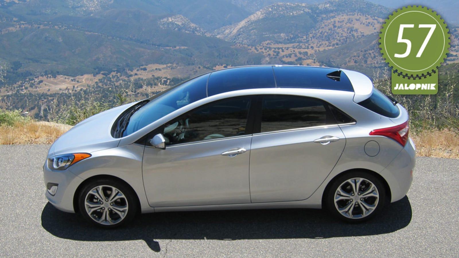 2013 Hyundai Elantra Gt The Jalopnik Review