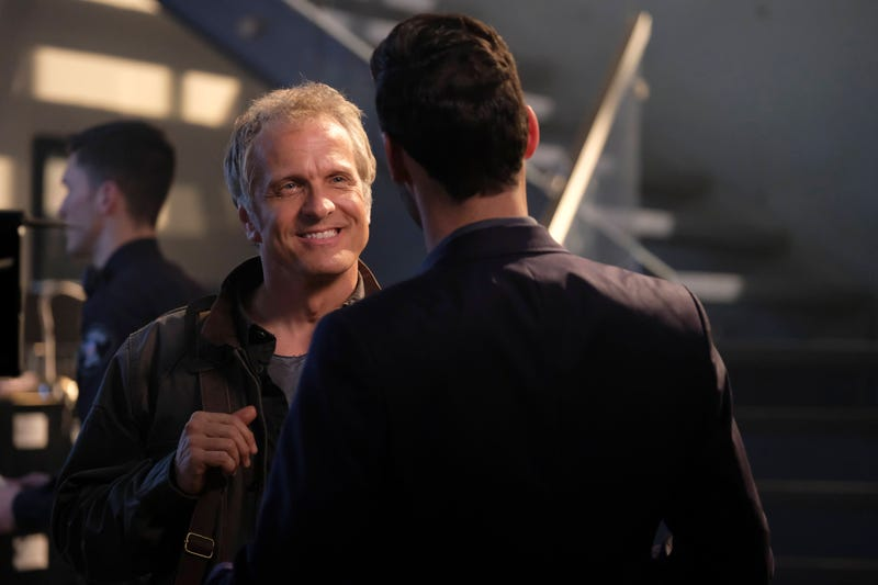 Patrick Fabian (Photo: Michael Courtney/Fox)