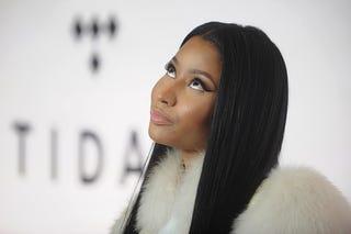 Nicki Minaj (Brad Barket/Getty Images for Tidal)