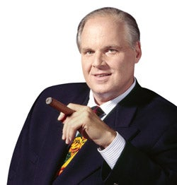Illustration for article titled Rush Limbaugh Returns