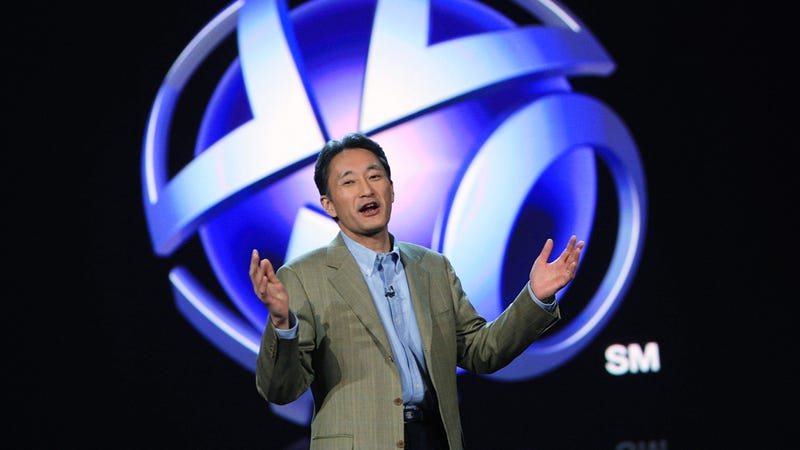 Illustration for article titled PlayStation Man Kaz Hirai Will Officially be Sony's Next Boss