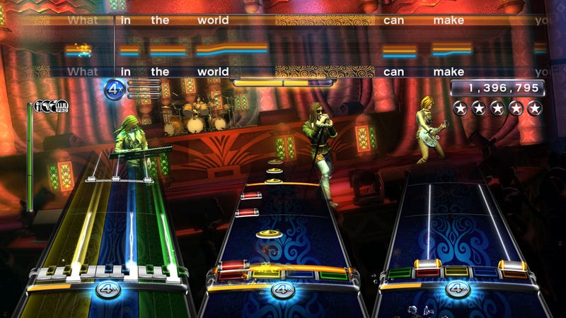Illustration for article titled Review: Rock Band 3