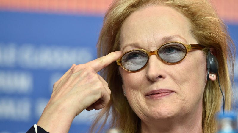 Illustration for article titled Has Meryl Streep Been Redeemed by This Correction On Her 'We're All Africans' Quote?