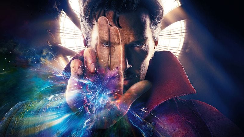 (Photo: Doctor Strange/Marvel Studios)