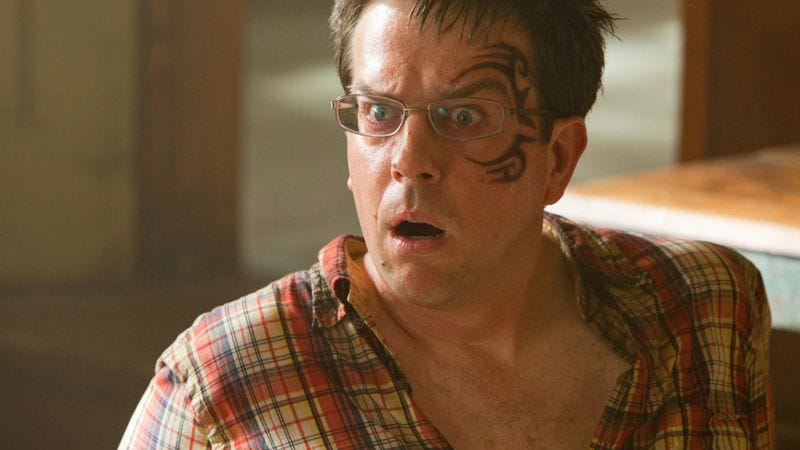 Illustration for article titled The Hangover Part II won't be delayed by Mike Tyson's tattoo artist