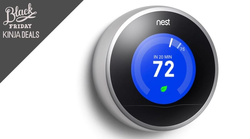 Illustration for article titled Here's Your Once-A-Year Nest Thermostat Discount