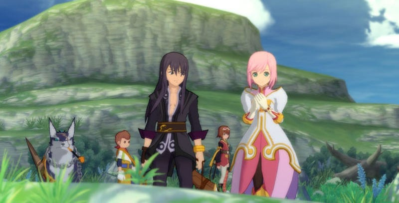 Illustration for article titled Namco To Spin Tales Of Graces, Tales Of Versus