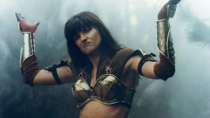 Illustration for article titled Lucy Lawless says never mind on that Xena reboot thing