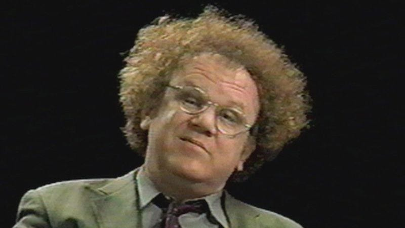Illustration for article titled Check It Out! With Dr. Steve Brule is a videotape triumph