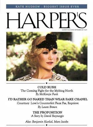 Illustration for article titled The 'Harper's Bazaar' Index: September 2007