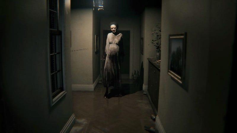 P.T., el Silent Hills de Hideo Kojima y Guillermo del Toro.