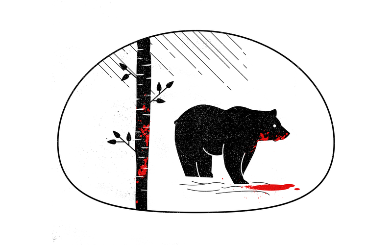 Illustration for article titled Hunting territory