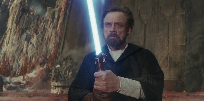 Illustration for article titled Mark Hamill revela el final que George Lucas tenía planeado para la nueva trilogía de Star Wars