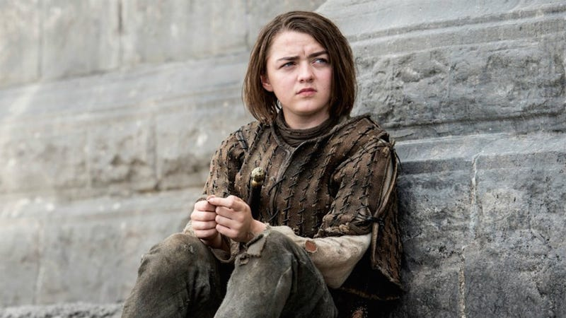 Ed Sheeran will Serenade Maisie Williams on 'Game of Thrones'
