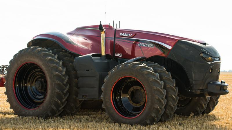 Image: Autonomous Solutions Inc.,/CNH Industrial/Case IH.