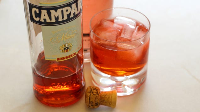 3-Ingredient Happy Hour: The Negroni Sbagliato