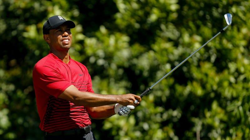 Illustration for article titled Tiger Woods's Impressive Showing Comes Up Agonizingly Short