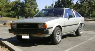 Illustration for article titled How About This Blast From The Past 1980 Toyota Corolla Hatchback For $3,500?