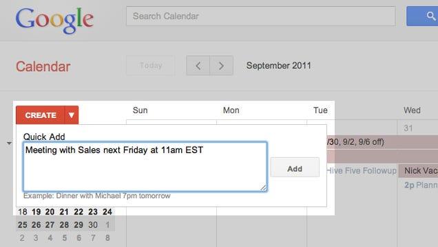 Google Calendar Time Zone Confusion