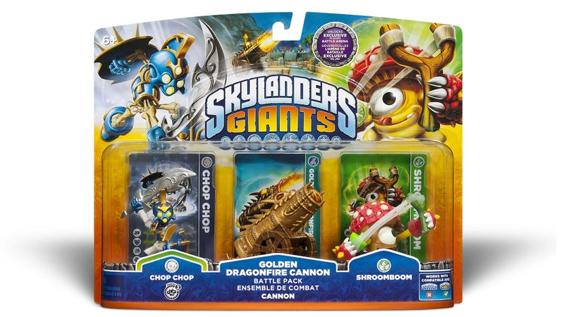 Illustration for article titled GameStop Secures Exclusive Skylanders Giants DLC the Hard Way
