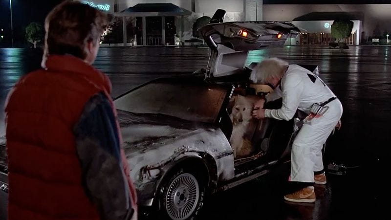 Illustration for article titled DeLoreans are coming back (flux capacitors sold separately)