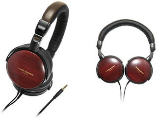 Illustration for article titled Audio Technica's ATH-ESW9 Cans Give You Wood