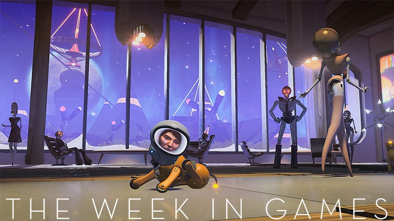 Illustration for article titled The Week In Games: Heads Up