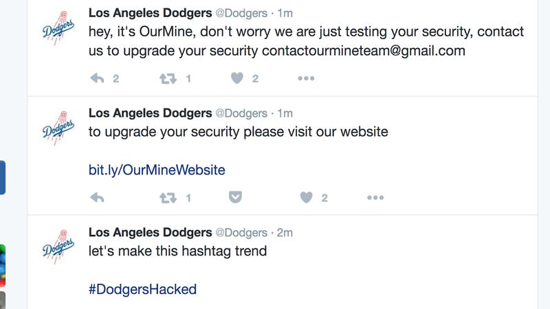 Via @Dodgers