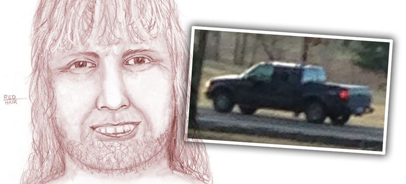 Illustration for article titled There's A Really Creepy Masturbator On The Loose In A Chevy Truck