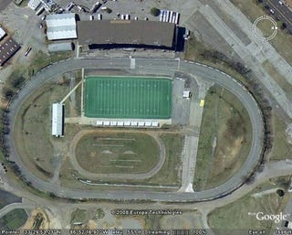 Illustration for article titled Database/Map of Old Racetracks