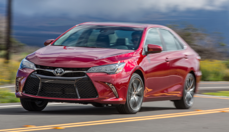 Illustration for article titled Why Should Toyota Even Bother With A 'Performance' Camry?