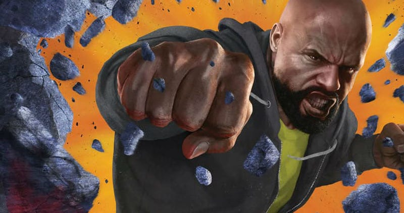 Illustration for article titled Marvel is Giving Luke Cage a Brand New Ongoing Series