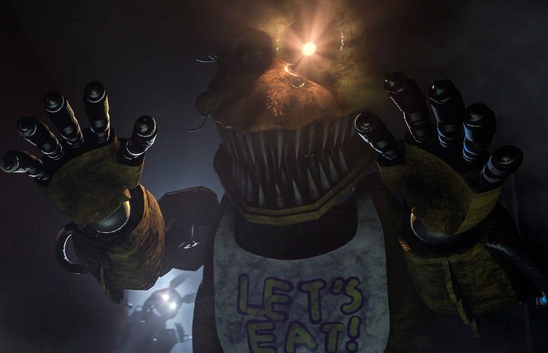 Illustration for article titled Five Nights at Freddy's 4 aterriza por sorpresa en Steam, descárgalo ya