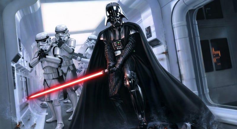Illustration for article titled Todo lo que necesitas ver y leer para ponerte al día con las nuevas películas deStar Wars