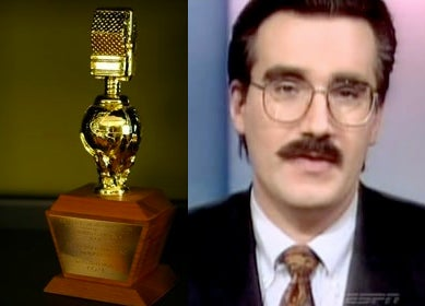 Illustration for article titled You Can Own Keith Olbermann's Pseudo-Award That Even Keith Doesn't Want