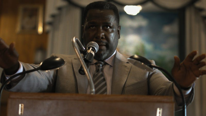 Wendell Pierce in Burning Cane, directed by Phillip Youmans