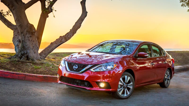 Illustration for article titled Nissan Thinks The New 2016 Sentra Will Make You Fall In Love With Sedans