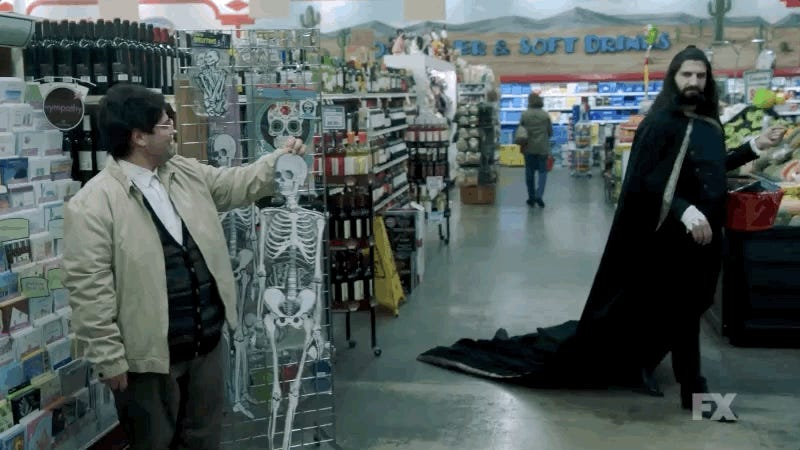 The First What We Do in the Shadows Trailer Introduces the Most Terrifying Monsters of All