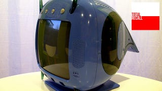 Illustration for article titled There Was a Dreamcast TV Set. It was Both Hideous and Glorious.