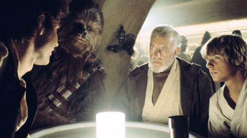 Illustration for article titled ¿Sabrías decir cuántas especies alienígenas salen en la primera trilogía de Star Wars? Más de las que piensas