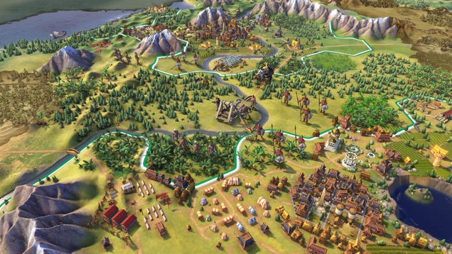 Civilization VI Is Down to Just $20 for the Nintendo Switch