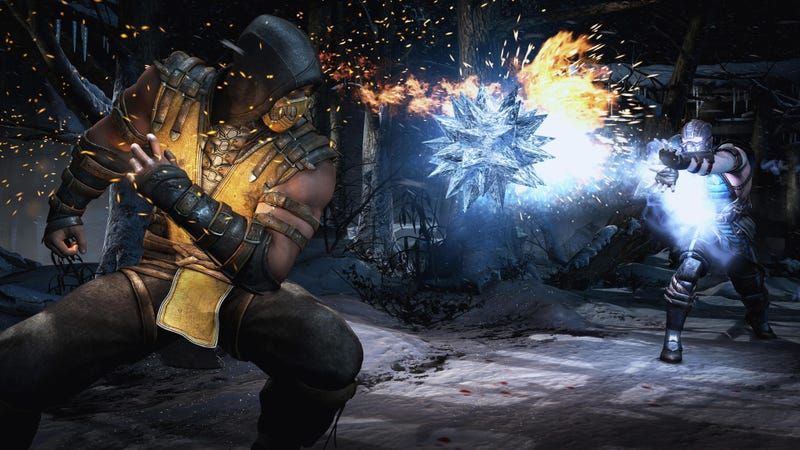 Illustration for article titled Mortal Kombat X's PC Players Are Getting the Shaft