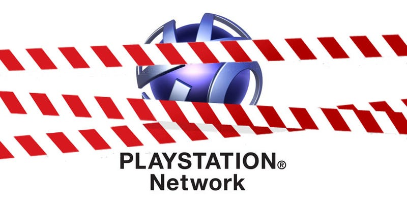 Illustration for article titled PlayStation Network is Down for Maintenance for the Next 14 Hours