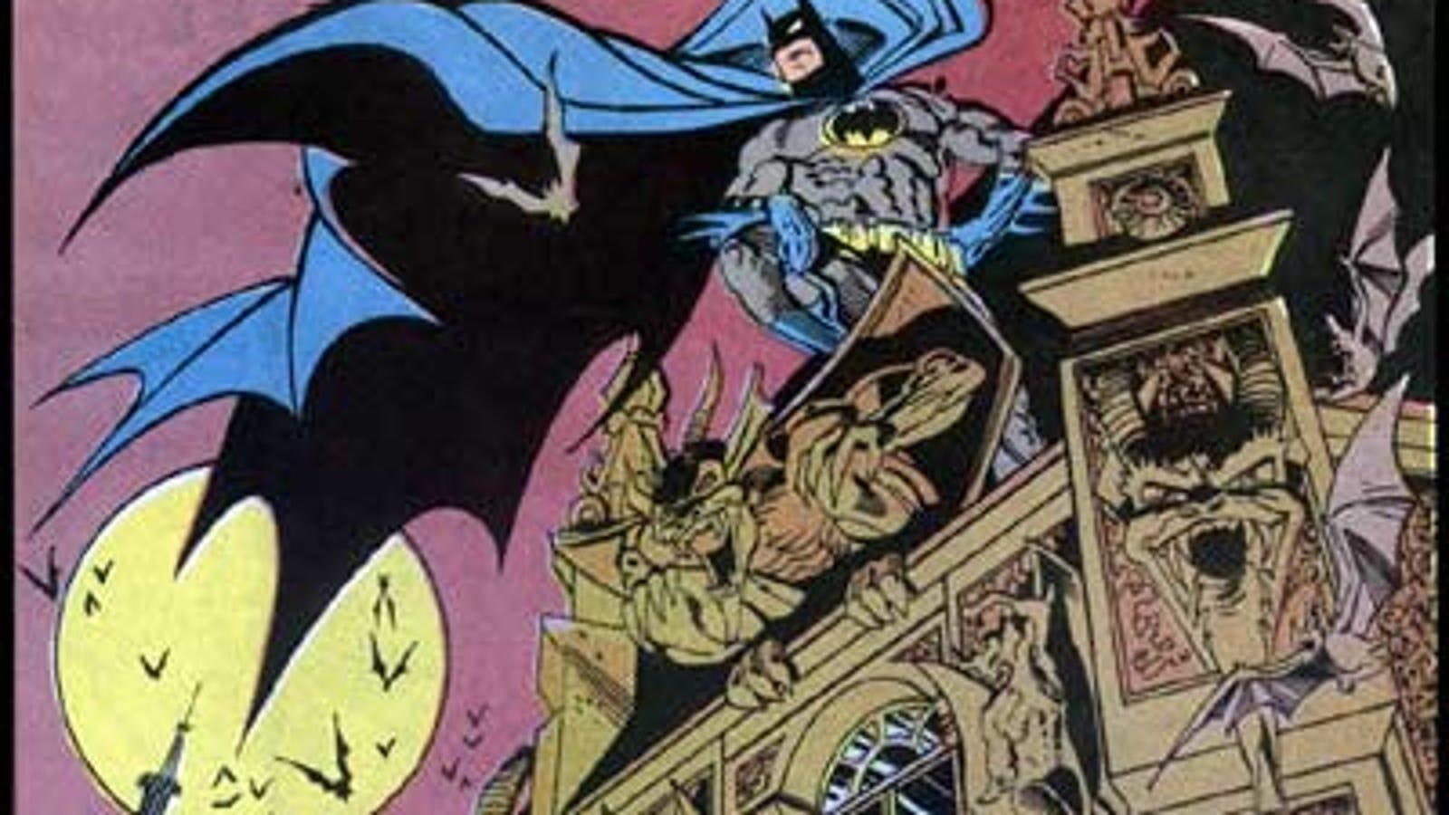 Batman Artist Norm Breyfogle Needs Your Help