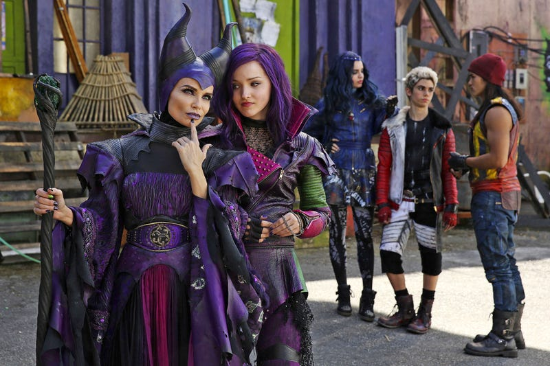 If You're an Adult Watching Disney's Descendants, Drink  Heavily